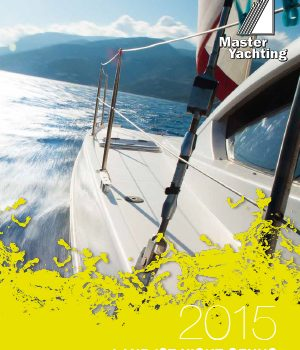 Master Yachting verschickt Katalog 2015