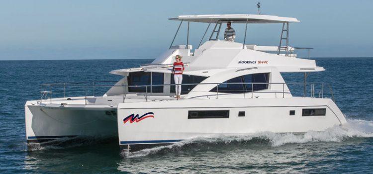 Moorings 514 PC – Mit der schwimmenden Villa unterwegs in Tortola